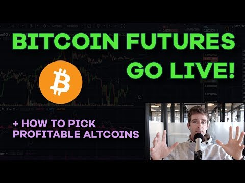 Bitcoin Futures Launch And Altcoins Explode! Identifying Winners, Taxes, Trading Equities - Ep108