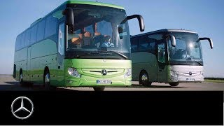 World premiere of the new coach Tourismo RHD  – Mercedes Benz original