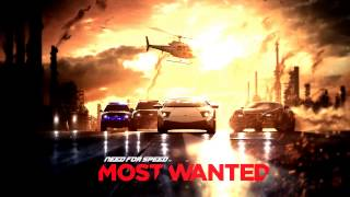 Need For Speed: Most Wanted 2012 - Soundtrack - Polica - Violent Games