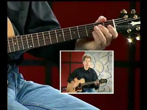 Learning Guitar Beginners Lesson(2) – Ode To Joy & Let It Be