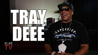 Tray Deee Addresses His Line,