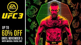 EA SPORTS UFC 3 | EA Access Vault Drop