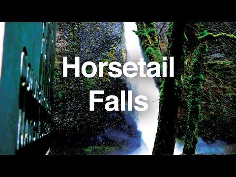 Horsetail Falls Oregon