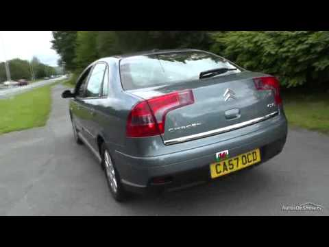 2007 citroen c5 exclusive hdi youtube. Black Bedroom Furniture Sets. Home Design Ideas
