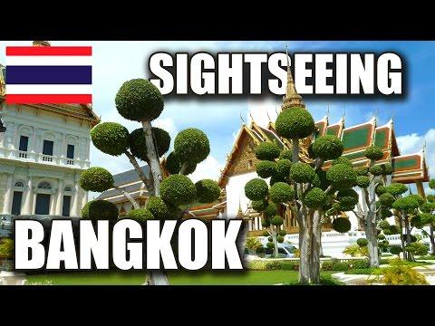 Sehenswürdigkeiten in Bangkok - Khao San Road, China Town, Königspalast, Wat Pho | VLOG #142