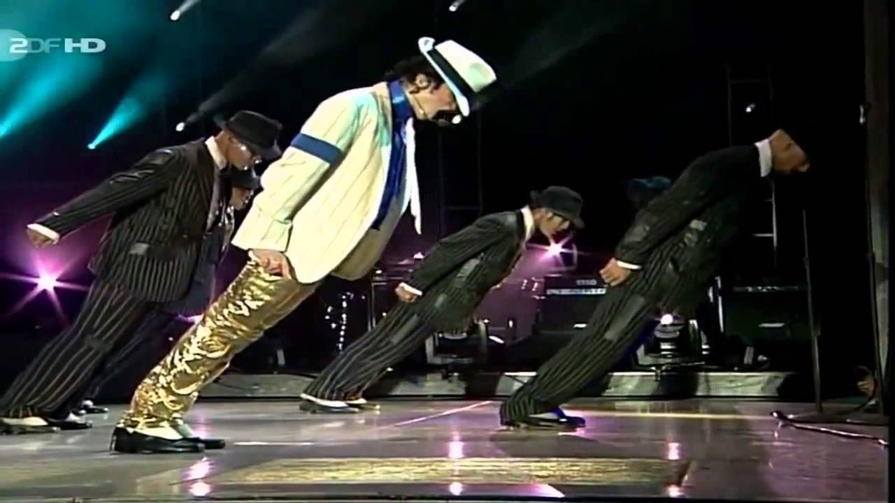 Michael Jackson's Best Dance Moves HD