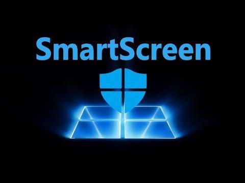 Как отключить smartscreen защитник windows 10