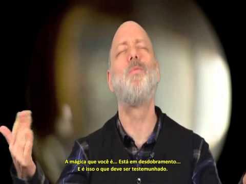 Paul Selig channels for James Carman's new film, Superconscious Legendado