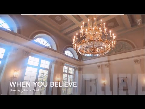 When you believe - Whitney Houston & Mariah Carey - Live Cover by Jessica Conte