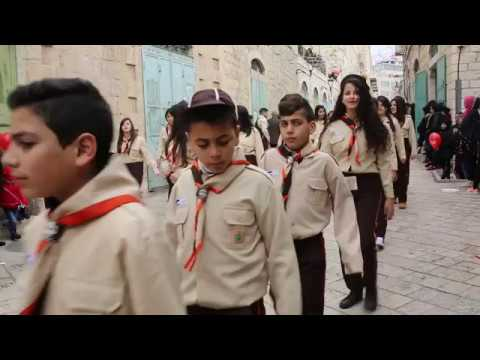 Trailer: Christians of Palestine, Life Behind the Wall