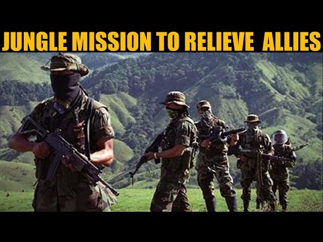 Colombia Campaign: DAY 9 TFA Run Into Elite Colombian Forces | Arma 3