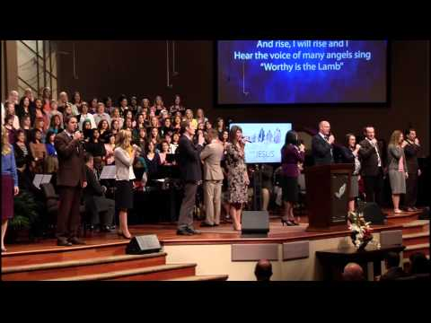 Lancaster Baptist Church Choir and Orchestra | I Will Rise