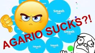 Top 10 Reasons Why People Hate Agario | Agar.io |