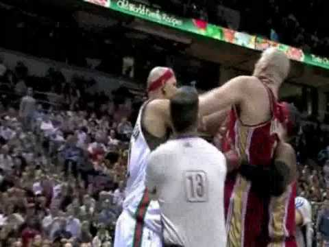 Charlie Villanueva 2008-2009 Season Top 10 -HD-