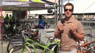 Yuba El Mundo and El Boda Boda Electric Cargo Bikes at Interbike 2013 | Electric Bike Report
