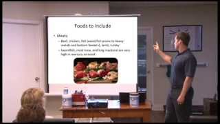 Blood Sugar & Adrenal Fatigue Workshop Lecture Part 2