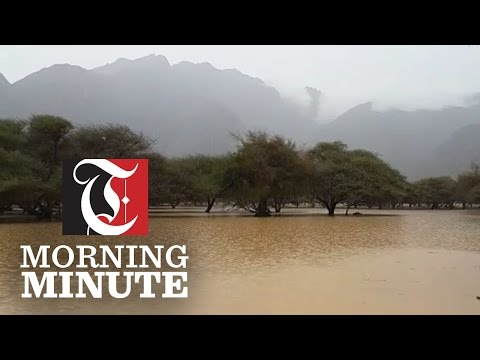 Oman Weather: Wadi warning after wild and wet weekend