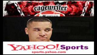 PAT BARRY talks about financial struggles before UFC 104