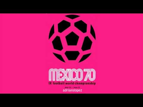 The World At Their Feet - John Shakespeare Orchestra (México FIFA World Cup 1970)