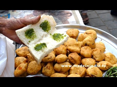 Batata Vada | Potato Dumplings | Mumbai Street Food | Indian Fast Food Recipe  | 2016 STREET FOODS