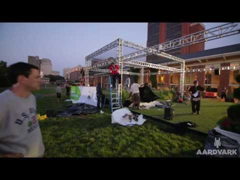 Experiential Event Marketing Production Example
