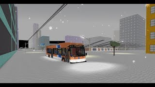 MY NEW FAVORITE ROBLOX GAME (NTA Downtown Queensington Bus Divison)