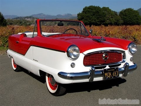 1960 Nash Metropolitan Convertible For Sale In California