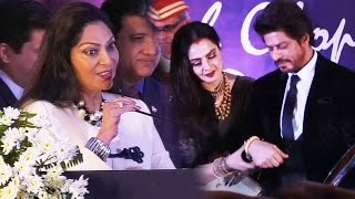 Who Is Shahrukh Khan - Simi Garewal's BEST ANSWER - Must Watch Video