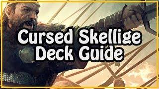 KBT's Cursed Skellige Deck Guide + Gameplay | Gwent