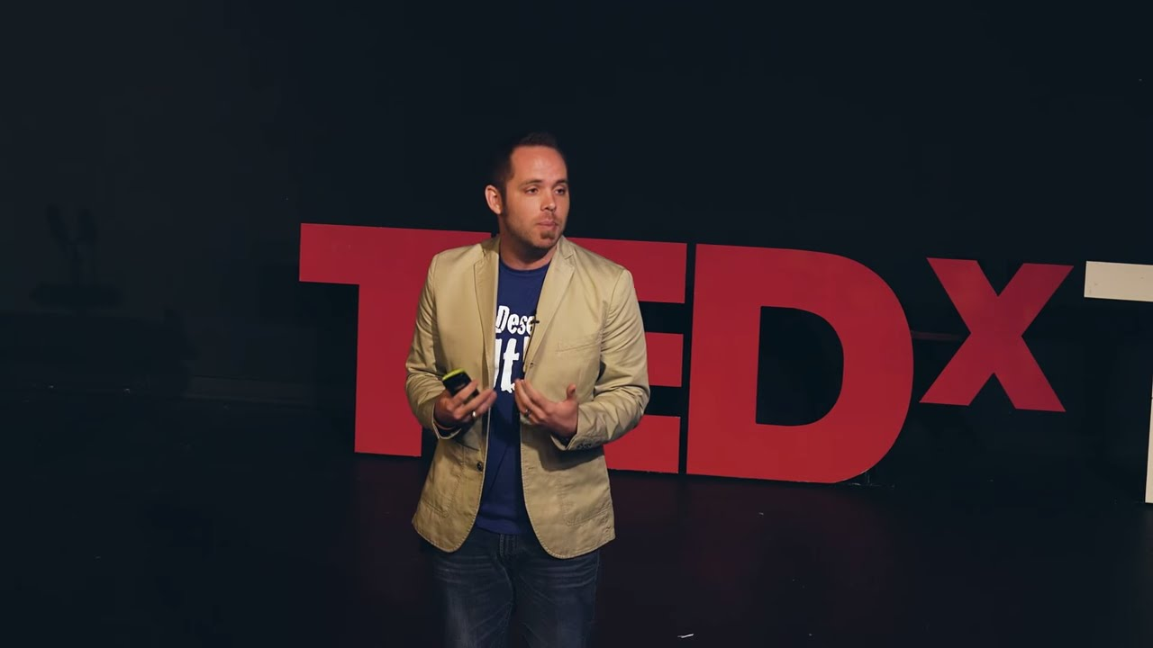 Kids Deserve It | Todd Nesloney | TEDxTAMU - YouTube