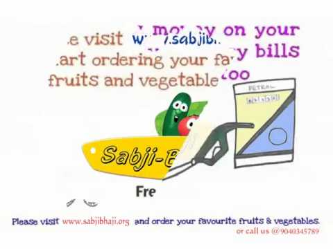 Home delivery of Fruits & Fresh Vegetables - Sabjibhajiorg