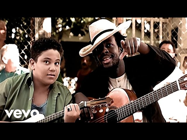 Wyclef Jean, Refugee All Stars - Guantanamera