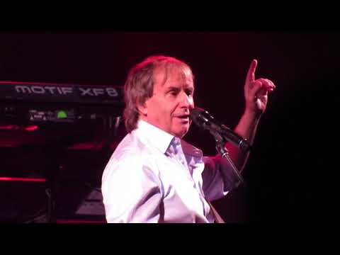 Chris De Burgh - Patricia the Stripper (Edmonton 2017)