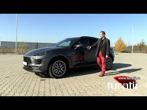 Porsche Macan S diesel PDK explicit video 1 of 3