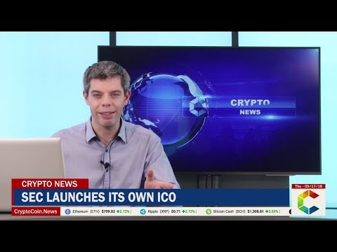 Breaking News: SEC Launchings Its Own ICO (For Educational Purposes)