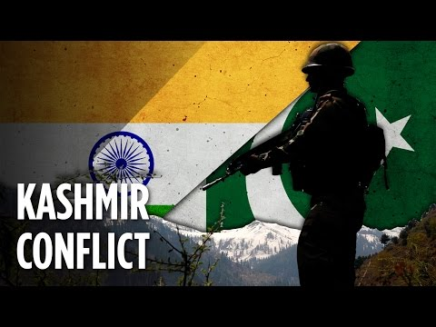 Why Is Violence Breaking Out In Kashmir?