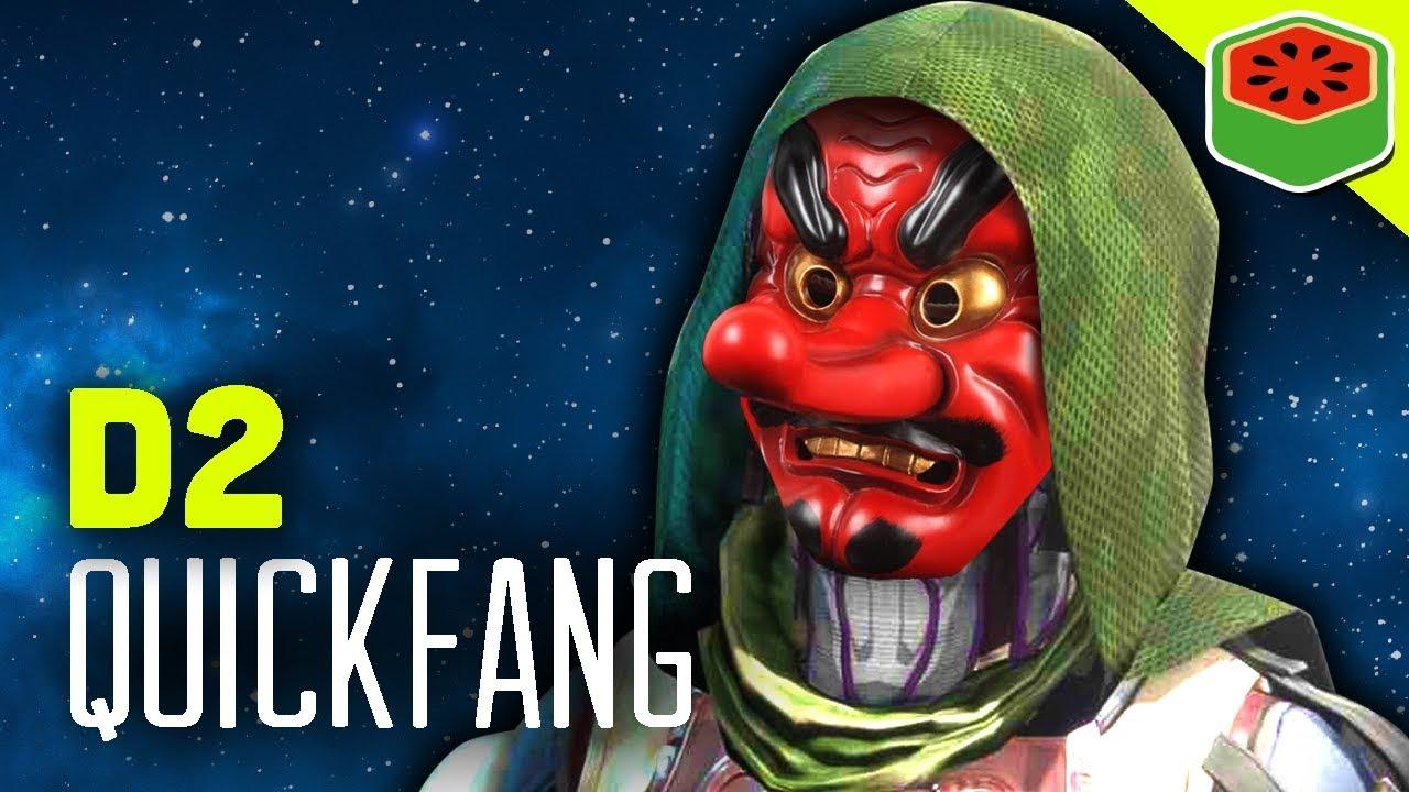 how to get quickfang destiny 2
