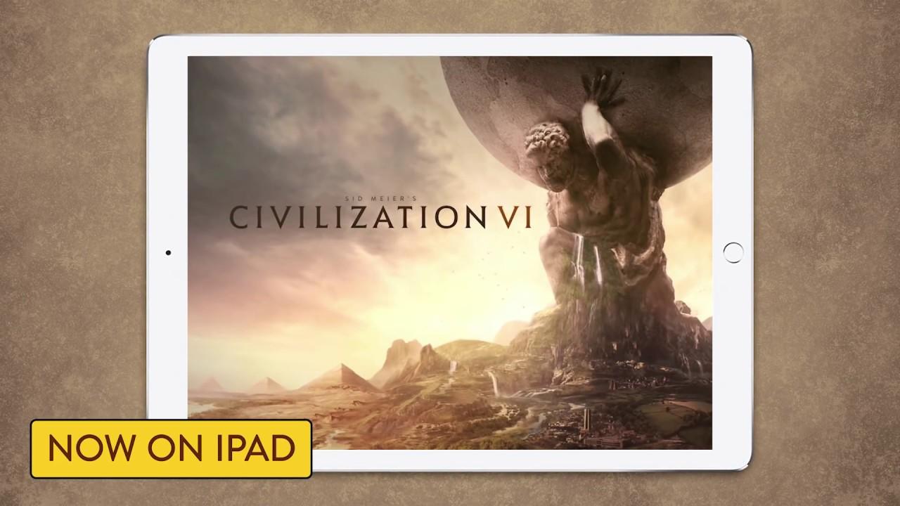 Civilization VI for iPad is here, but you won't buy it - SlashGear