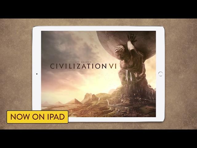 Ios civilization 6