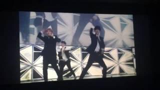 SMTown In Tokyo 160814 Super Junior Choki Wa