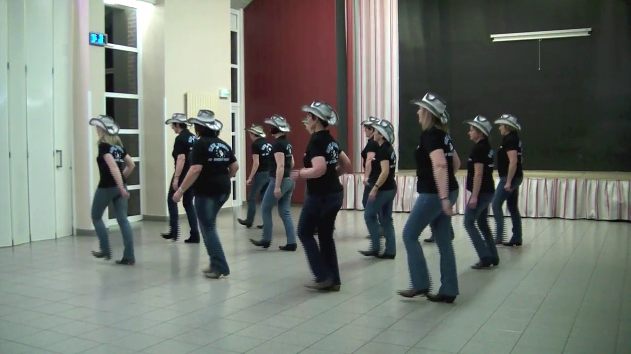 SOLDIER - NEW SPIRIT OF COUNTRY DANCE - line dance
