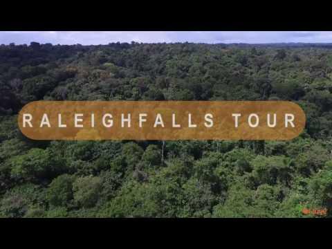 Raleighvallen / Voltzberg - Orange Travel Suriname