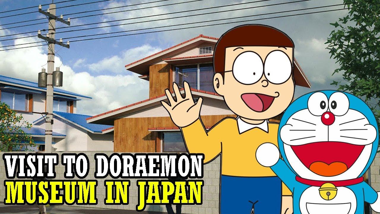 A VISIT TO DORAEMON MUSEUM IN JAPAN | FUJIKO FUJIO MUSEUM FACTS !!