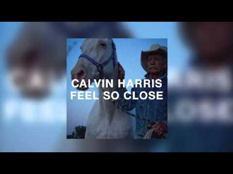 Calvin Harris - Feel So Close (Instrumental)