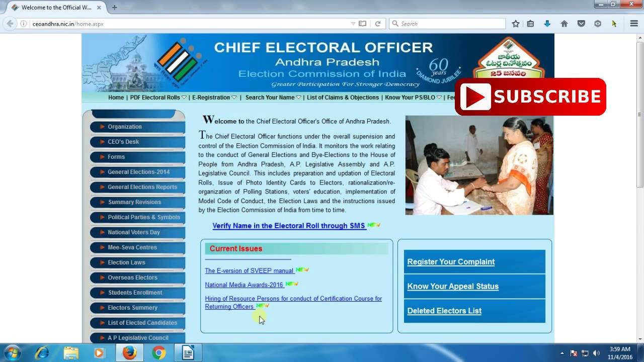 mlc election voter registration in ap mlc graduates constituency apply mlc form 18 youtube. Black Bedroom Furniture Sets. Home Design Ideas