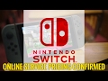 NINTENDO SWITCH ONLINE SERVICE PRICING CONFIRMED