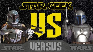 Star Wars VERSUS - Boba Fett VS. Jango Fett - Episode 03 - Star Geek