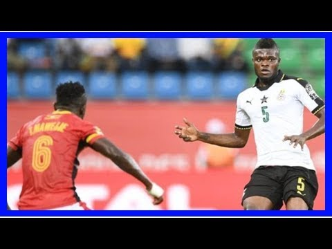 Ghana disputes score of football match with uganda