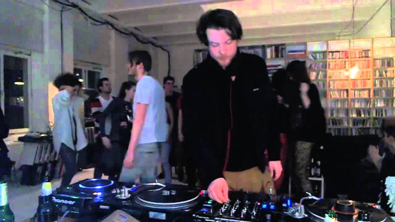Brandt brauer frick boiler room berlin youtube