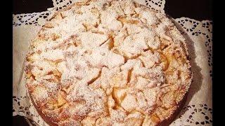Apfelkuchen mit Rahmguss / Super saftig und lecker